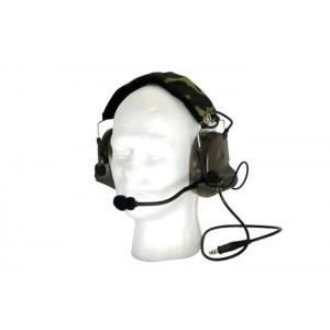 Comtac II Headset Military Standard Plug foliage green [ZTáctical]