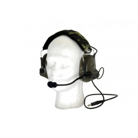 Comtac II Headset Military Standard Plug foliage green [ZTáctical]