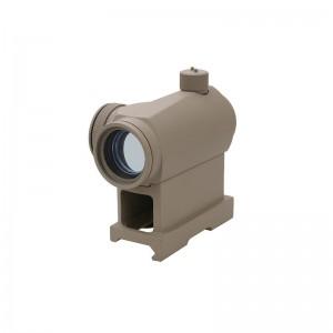 Red Dot T1 QD High/Low Mounts tan [AIM-O]