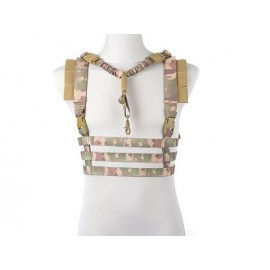 Chest Rig Low Profile multicam
