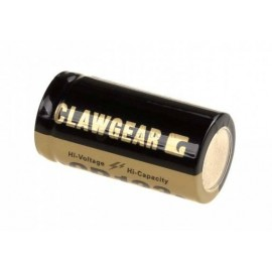 Pilha CR123 Lithium 3V [Clawgear]