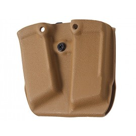 Kydex G17 (0305) Double Magazine Pouch tan [GK Tactical]