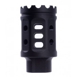 Meat Cutter (S) for Tokyo Marui M16 Series (14mm CW & CCW Adaptor) bk [G&P]
