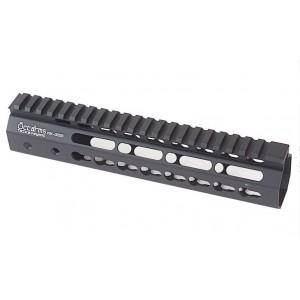 """Octarms 9"""" Tactical Keymod System Handguard Set bk [ARES]"""