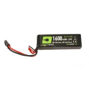 Bateria 11.1v 1600mAh Power (Stick) Li-Po [NP]