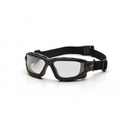 Tactical Protective Glasses bk / Dual Clear Lenses [Strike Systems]