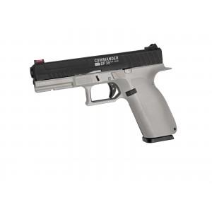 Pistola Commander DP18 CO2 tan/bk [ASG]