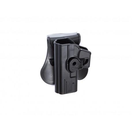 Polymer Holster G Models Left Hand bk [Strike Systems]