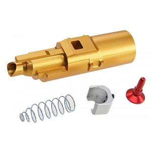 Aluminum Nozzle Pro Set for Tokyo Marui Hi-Capa [Dynamic Precision]