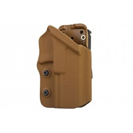 Kydex Holster 0305 for G17/18C/19 new version coyote [GK Tactical]