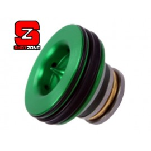 CNC Ergal Double O-Ring Ball Bearing AEG Piston Head Pressure Deviation [FPS]