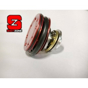 CNC Ergal Double O-Ring Ball Bearing AEG Piston Head Advanced Type [FPS]