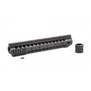 "Aluminium 6065 CNC URX3 Handguard 12"" bk [Evolution]"
