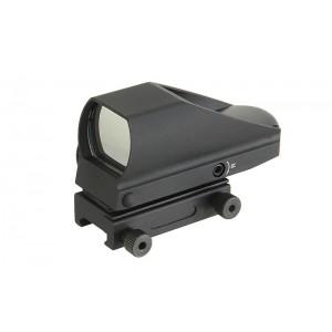 Compact Red Dot Sight 24x24mm bk [BD]