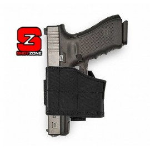 Left-Handed Universal Pistol Holster bk [Warrior]