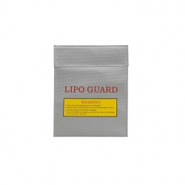 LiPo Guard Safety Battery Charging Medium Bag (18x23 cm) [IPower]