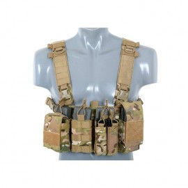 Chest Rig V3 Compact Multi-Mission multicam [8Fields]