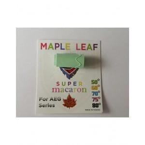 Hop Up Rubber 50º Super Macaron [Maple Leaf]