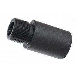 "Outer Barrel Extension 1"" (2.54cm) (CW/CW) [G&P]"