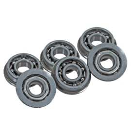 Open Steel Bearings Bushings 8mm [FPS]