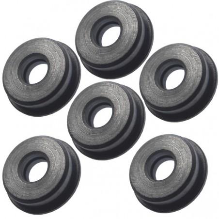 Self-Lubricating CNC Steel Bushings 8mm [FPS]