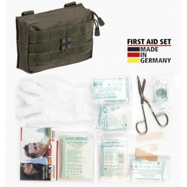Small First AID Set 25pcs od [Mil-Tec]