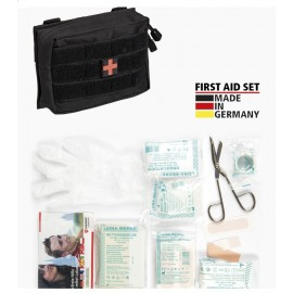 Small First AID Set 25pcs bk [Mil-Tec]