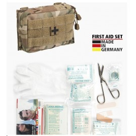 Small First AID Set 25pcs multicam [Mil-Tec]