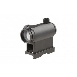 Red Dot T1 QD High/Low Mounts bk [Theta Optics]