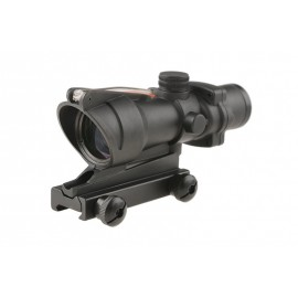 Scope 4x32C RedFiber bk [Theta Optics]