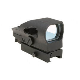 Red Dot Sight Red/Green RIS 22mm QD bk