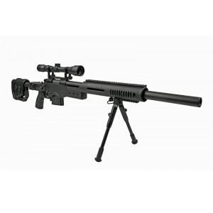Sniper MB4410D w Scope/Bipod bk [WELL]