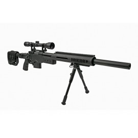 Sniper MB4410D w Scope/Bipod bk [WELL]