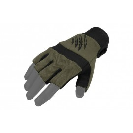 Gloves Shooter Cut Tactical od M [Armored Claw]