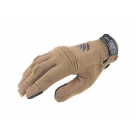Gloves CovertPro Tactical tan M [Armored Claw]