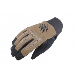 Gloves BattleFlex Tactical Half tan L [Armored Claw]