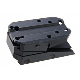 Elevated Mount for T1 RMR bk [GK Tactical]