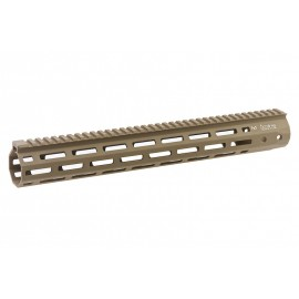 Handguard Set for M-Lok 380mm dark earth [ARES]