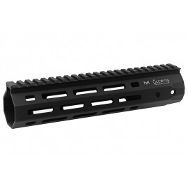 Handguard Set for M-Lok 233mm bk [ARES]