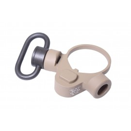 TROY Sling Swivels for AEG tan [SHS]
