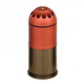 Aluminum Grenade 40mm GBB/CO2 96BBs [PPS]