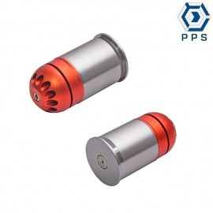 Aluminum Grenade GBB/CO2 40mm 72BBs [PPS]