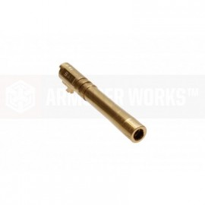 Metal Outer Barrel gold SAI for 2011 Hi-Capa 4.3 GBB Pistols [EMG]