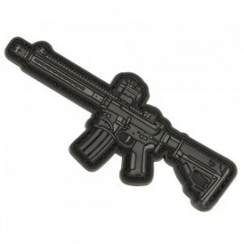 Patch AR15 Sharp Bros Hellbreaker bk [SAI]