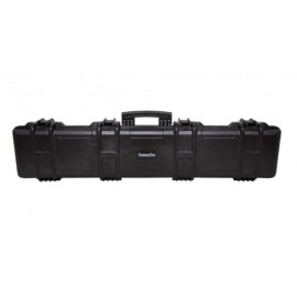 IP67 Waterproof Hard Rifle Case 125x29x13cm bk [DragonPro]