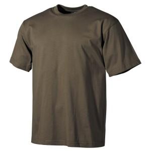 US T-Shirt (short-sleeved) od M [MFH]