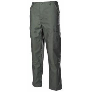 US Combat Pants BDU Reinforced Knees/Seat od M [MFH]