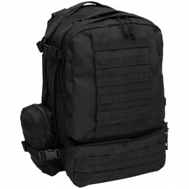 "IT Backpack ""Tactical Modular"" 45l bk [MFH]"