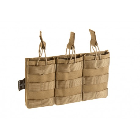 Triple Direct Action Magazine Pouch 5.56 coyote [Invader Gear]
