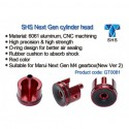 Cylinder Head Next Gen [SHS]